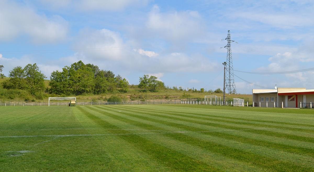 Entretien et rénovation de terrains de sport