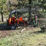 Nettoyage de terrains, débroussaillage