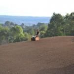 Préparation de terrain, plantation gazon